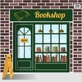 Bookshop. Bookstore. Royalty Free Stock Photography