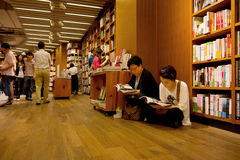Bookshop china Stock Photography