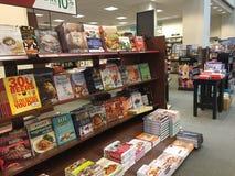 Bookshop interior Royalty Free Stock Photo
