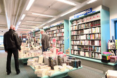 Bookshop Stock Image