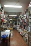 Bookstore в Риме Стоковые Фотографии RF