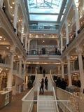 Bookstore Carturesti Стоковые Фотографии RF