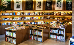 Bookstore. Shooting in Nanjing, China Pioneer Bookstore June 15, 2016 stock images