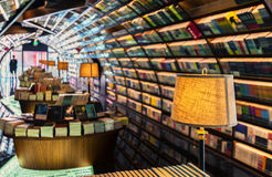 Bookstore. This is a bookstore in Yangzhou, China - Chung Shuk Court royalty free stock photos