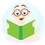 Bookworm Stock Photo