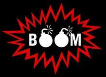 Boom Royalty Free Stock Image