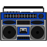 Boom box Royalty Free Stock Images