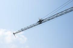 Boom crane Stock Image