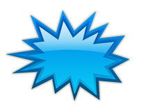 Boom icon Royalty Free Stock Photo