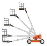 Boom lift Stock Photos