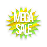 Boom mega sale Stock Photography