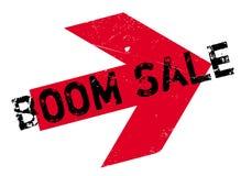 Boom-Verkaufsstempel Stockfotos