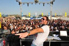Boombamela节日2010年 库存图片