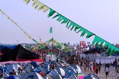 Boombamela节日2010年 免版税图库摄影