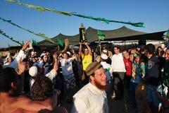 Boombamela-Festival 2009 Stockbild