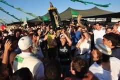Boombamela-Festival 2009 Lizenzfreie Stockfotografie