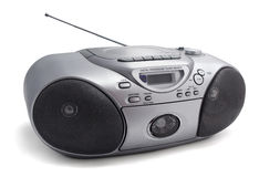 BoomBox Royalty Free Stock Photos