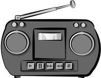 boombox Стоковое фото RF