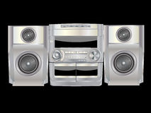 Boombox Royalty Free Stock Photo