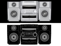 Boombox Royalty Free Stock Image
