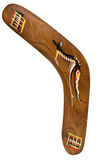 Boomerang Immagine Stock