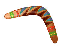A boomerang Royalty Free Stock Photo