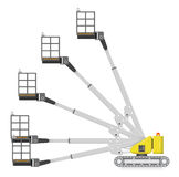 Boomlift Royalty Free Stock Photo