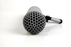 Boommicrofoon Royalty-vrije Stock Foto