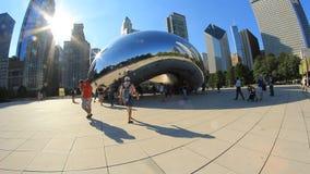 Boon 1 van Chicago stock videobeelden
