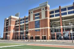 Boone皮肯斯体育场在Stillwater俄克拉何马 免版税库存照片