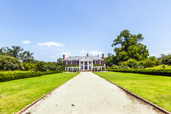 Boone Hall Plantation and Gardens Stock Images