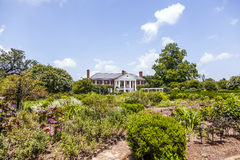 Boone Hall Plantation and Gardens Royalty Free Stock Images