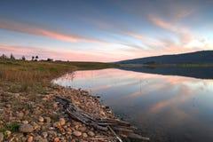 Booroobegongal Lake Penrith Stock Photo