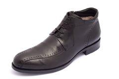 boot белизна изолированная бизнесменом Стоковая Фотография RF