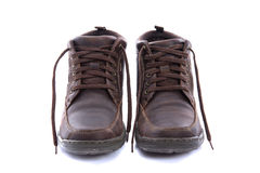 boot кожа Стоковые Изображения RF