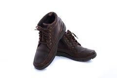 boot кожа Стоковое Изображение