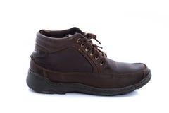 boot кожа Стоковое фото RF