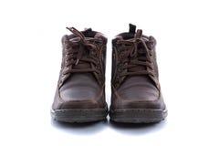 boot кожа Стоковая Фотография RF