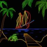 Boot vector illustratie
