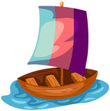 Boot royalty-vrije illustratie