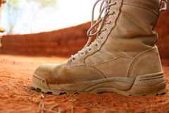 Boot Stock Image