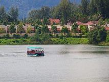 Boot auf See Stockfotos