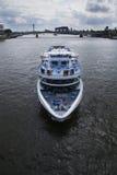 Boot auf Wasser Stockbild