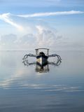 Boot in Bali Royalty-vrije Stock Afbeelding