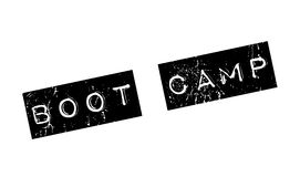 Boot Camp rubber stamp Stock Photo