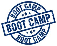 Boot camp stamp. Boot camp grunge vintage stamp isolated on white background. boot camp. sign vector illustration