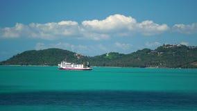 Boot in dem Meer Thailand
