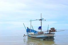 Boot des Fischers Stockfoto