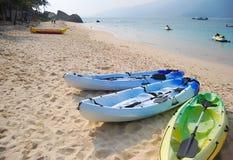 Boot des Meeres Stockbild