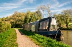 Boot in einer sonniger Tagesreise lizenzfreies stockbild